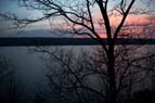 Cayuga Lake Sunset 031711