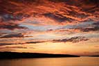 Cayuga Lake Sunset-070117
