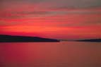 Cayuga Lake Sunset 071412