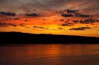 Cayuga Lake Sunset 092411